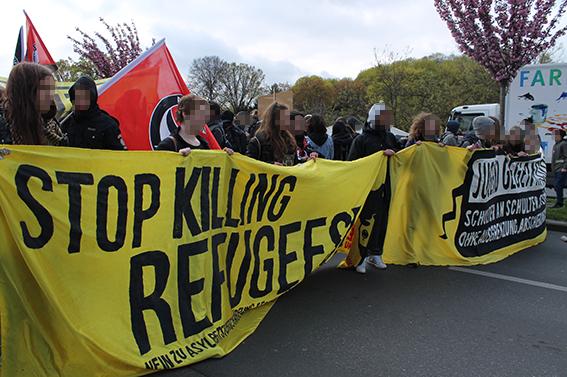 Konferenz von Jugend gegen Rassismus – Weitere Streiks, Demonstrationen und Kampagnen geplant
