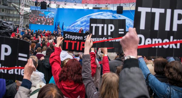 TTIP und der Widerstand gegen die Freihandelsabkommen