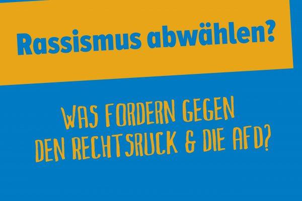 REVO, die Bundestagswahl und du!