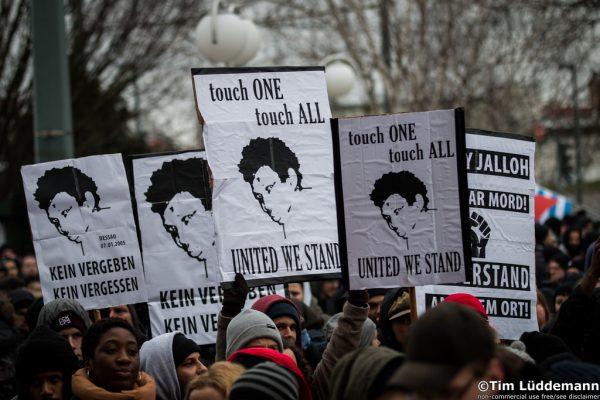 Remembering means Fighting – Gemeinsam gegen staatlichen Rassismus