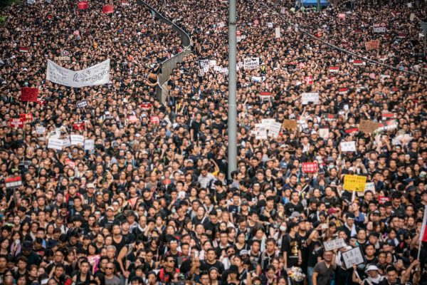 加油香港! Hongkong: Proteste und Perspektive