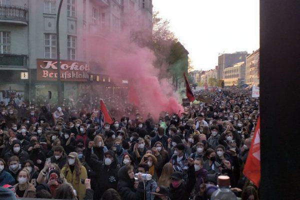 Der Erste Mai 2021: Die klassenkämpferische und revolutionäre Linke muss ihre Chance ergreifen!
